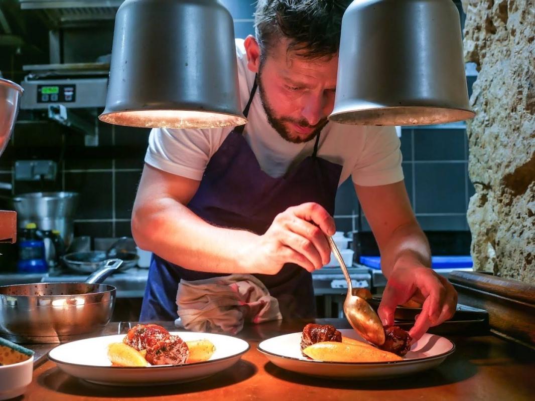 L'Histoire du Cabanon - Un Petit Cabanon - Restaurant Marseille