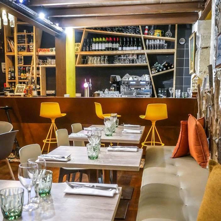 Le restaurant - Un Petit Cabanon - Marseille